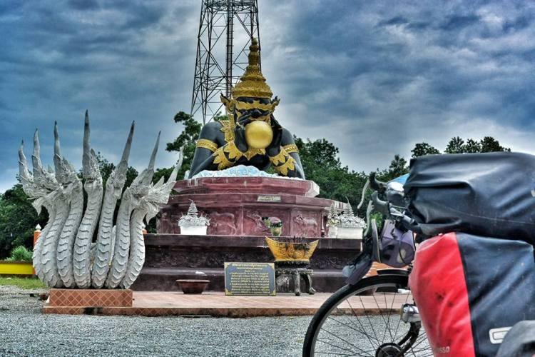 bike holiday in thailand