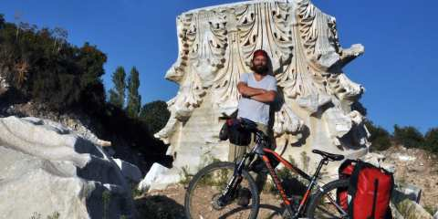 cycling turkey
