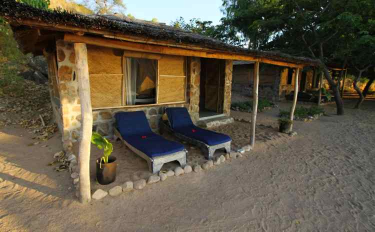 rooms accommodation likoma mango drift