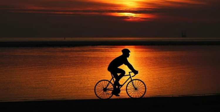 night cycling tips