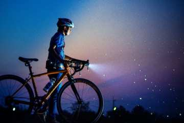 night cycling