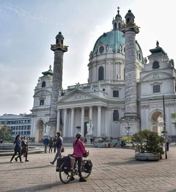bike holidays central europe