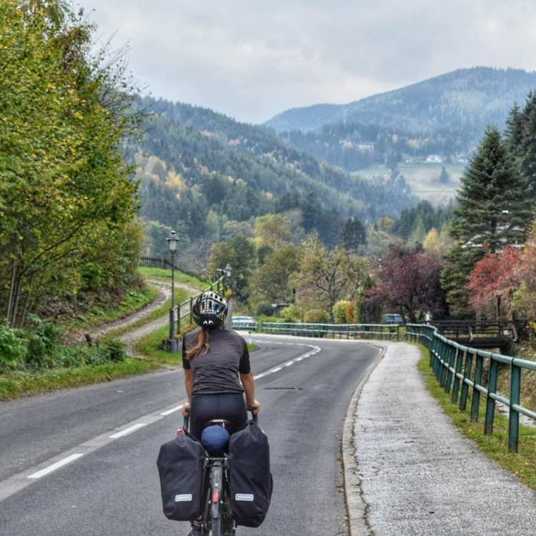 cycling central europe