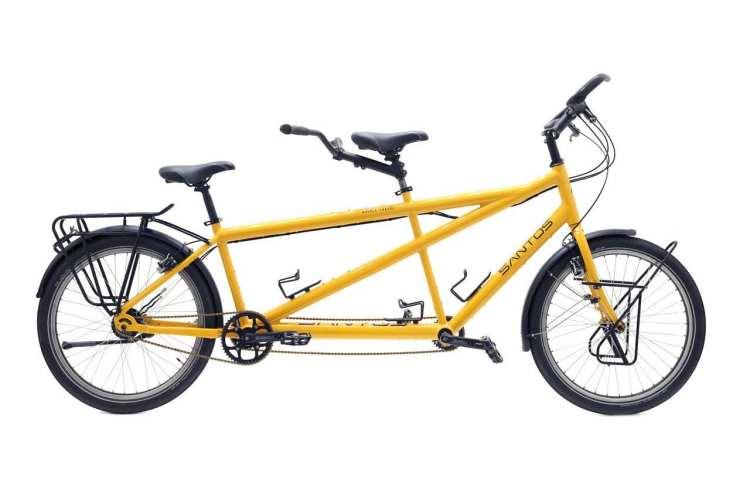 santos tandem bike