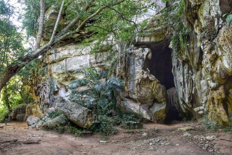 biggest cave tanzania