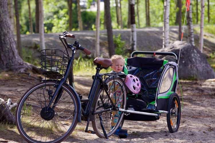 best toddler bike trailer stroller
