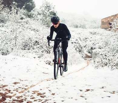 winter cycling tights