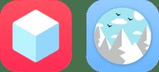تطبيق القرص و appvalley التطبيق