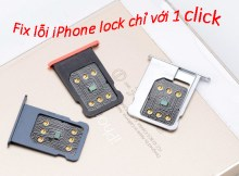 fix lỗi iPhone lock