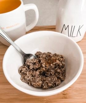 simple and healthy overnight oat recipes ferrero rocher