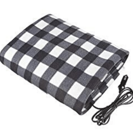 heated blanket for car