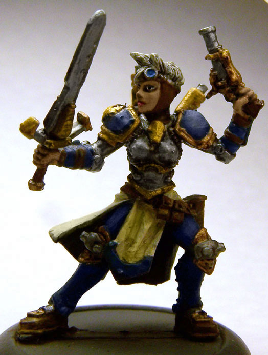 Journeyman Warcaster