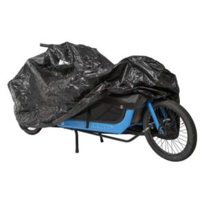 cykelovertræk til lange ladcykler, tandems og longjohn