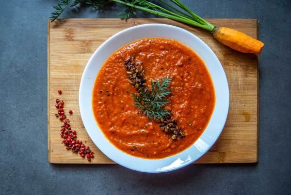 Cream of Fresh Tomato Soup