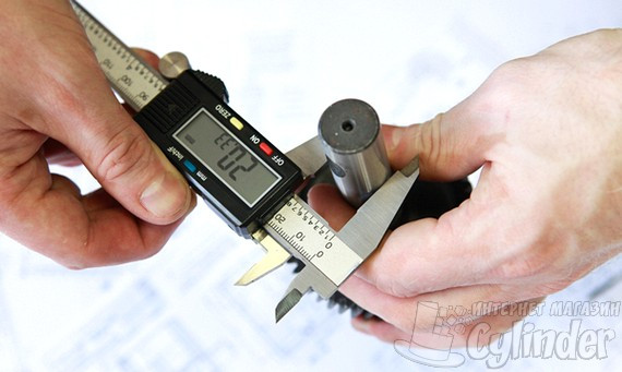 Sådan måles Digital Caliper