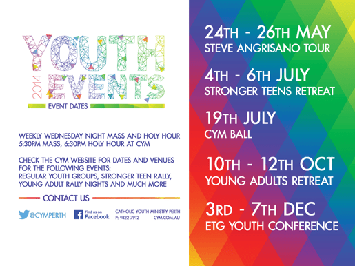 Youth Events Poster (Web)