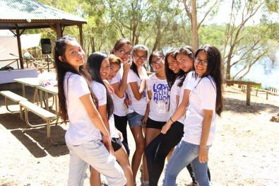 girls having fun January 25 January 2017
