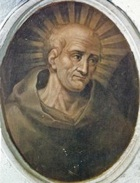 Fra Jacopone da Todi who was a Franciscan friar in the 1200's