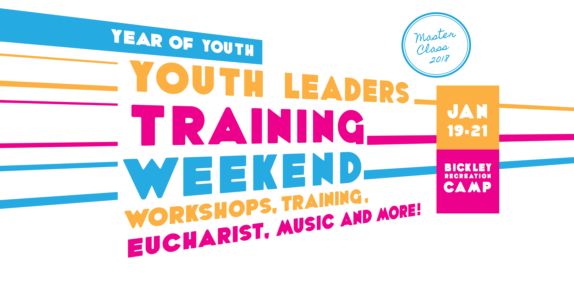 Masterclass 2018 - Youth Leaders Training