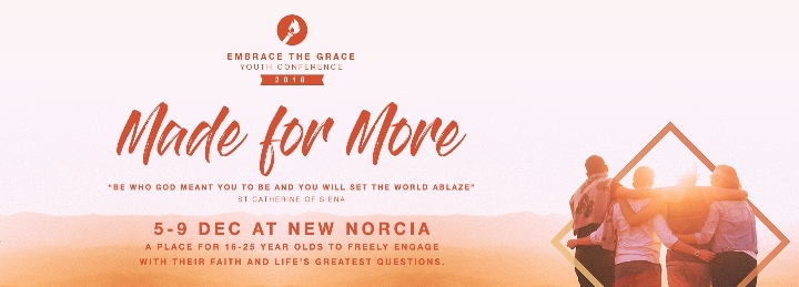 Made for More - Embrace the Grace Youth Conference 2018