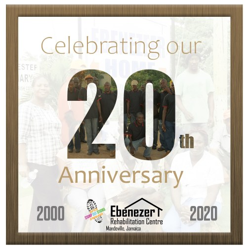 Celebrating 20 years of Ebenezer Rehabilitation Centre