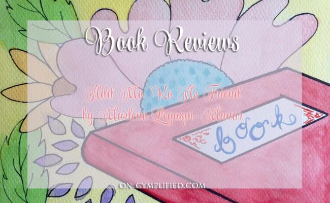 book reviews add mo ko as friend