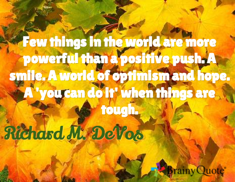 quote by Richard DeVos