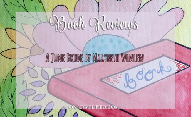 book reviews a june bride