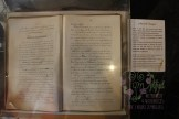 Dr. Jose Rizal's handwriting
