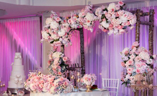 wedding planner @ wedding venue