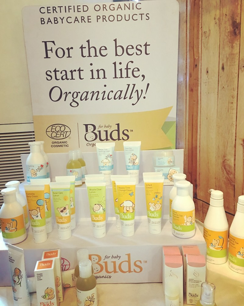 buds baby organics products