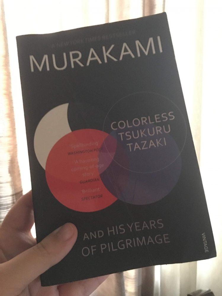 colorless tsukuru tazaki book