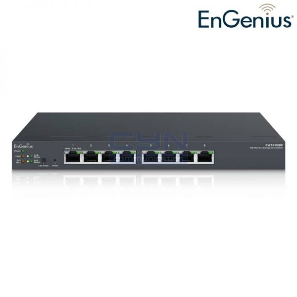 EWS2908P Network Switch PoE 8-Port
