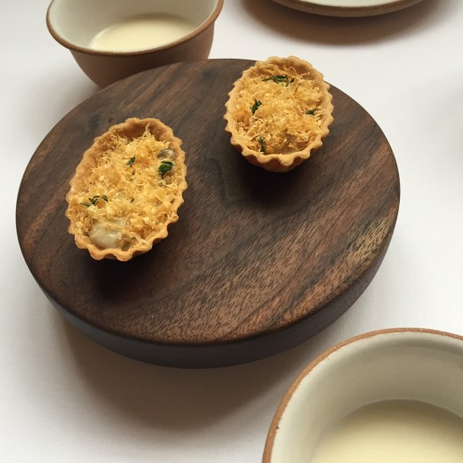Eleven Madison Park - Oyster Pie