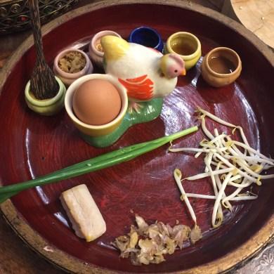 Silom Thai Cooking School - Pad Thai ingredients