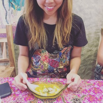 Silom Thai Cooking School - Penang Curry