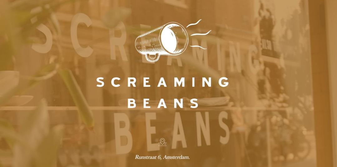 healthy in amsterdam, screaming beans