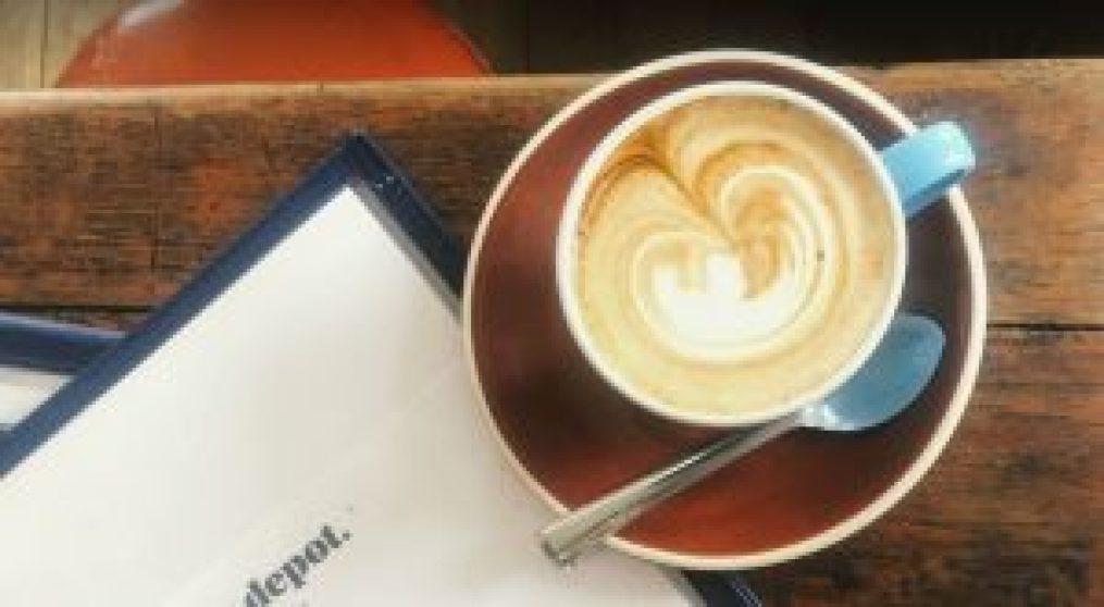 finance goals, coffee, cyntra in the city, cyn city