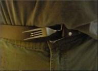 Fork Belt Hook