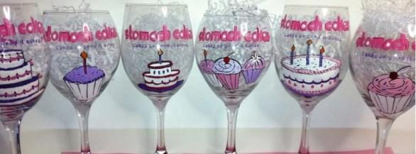 Stomache Cakes