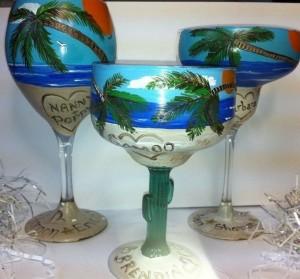 Custom Beach Glasses