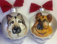 Custom Pet Ornament