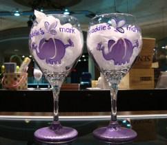 Custom Logo Glasses