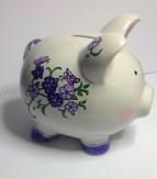 Custom Piggy Bank