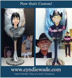 All I need is a clear ace shot, eye color and he you would like them dressed. A fun gift for every occasion!