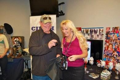 John Michael Montgomery and Cyndie Wade