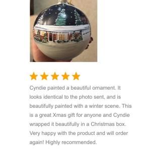Testimonial for Cyndie Wade
