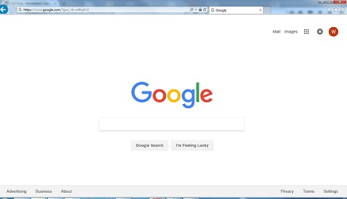 google-as-ie-homepage