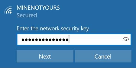 enter-security-key