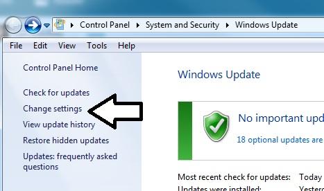 updater-change-settings